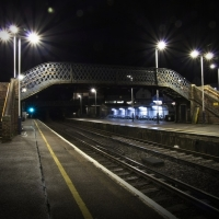 New Milton Railway Station