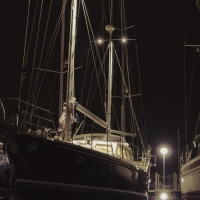 Yacht, Lymington